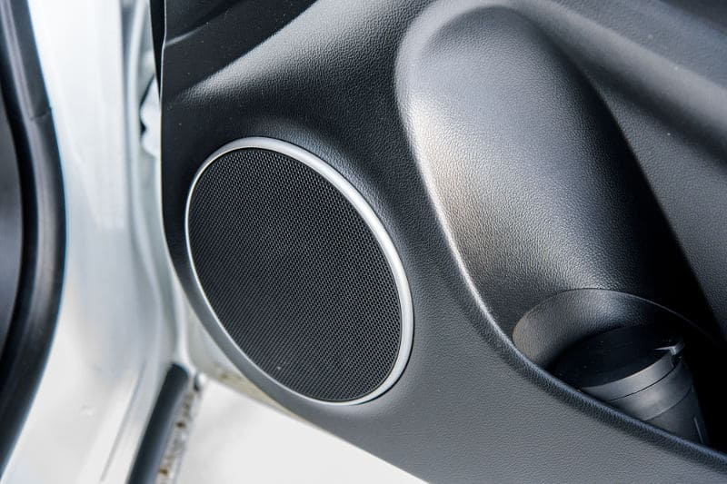 How to Fix Rattling Car Speakers